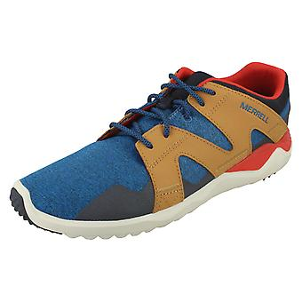 Mens Merrell Casual Trainers 1SIX8 Lace