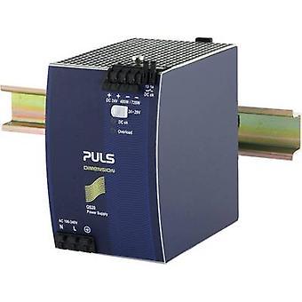 PULS DIMENSION السكك الحديدية التي شنت PSU (DIN) 24 V DC 20 A 480 W 1 x