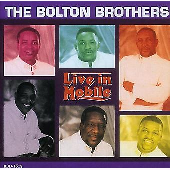 Bolton Brothers - Bolton Brothers: Vol. 1-Live in Mobile [CD] USA import