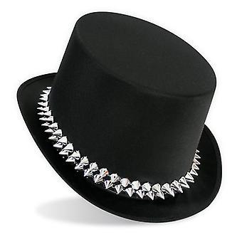 Cilindru punker Barbed Band punk Hat