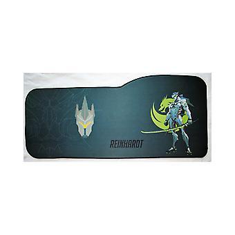 XL Overwatch E-Sports Teclado almohadilla de ratón, tamaño: 73x33/28 cm