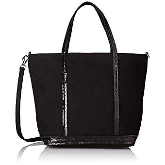 Vanessa Bruno Cabas Petitb - Black Woman Shoulder Bags (Noir) 12x21x34 cm (W x H L)