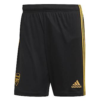 2019-2020 Arsenal Adidas Third shorts sort (børn)