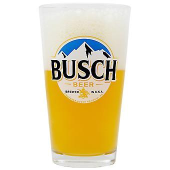 Busch Beer Pint Glass