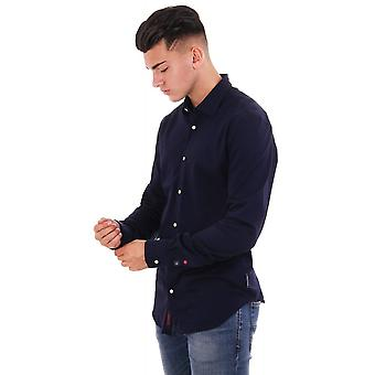 Scotch & Soda Slim Fit Ls Shirt