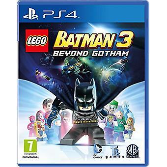 LEGO Batman 3 Beyond Gotham (PS4) - Nouveau