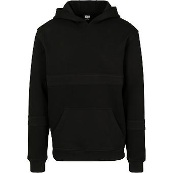Urban Classics Men's Hooded Sweater Heavy Pique