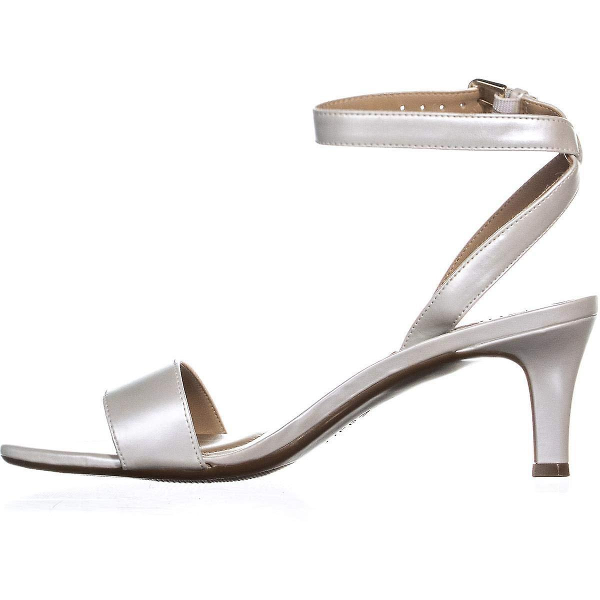 Naturalizer Kobiety Tinda Open Toe Formalne Kostki Pasek Sandały
