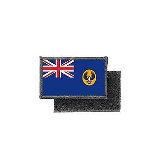 Patch ecusson prints flag badge south australia australia