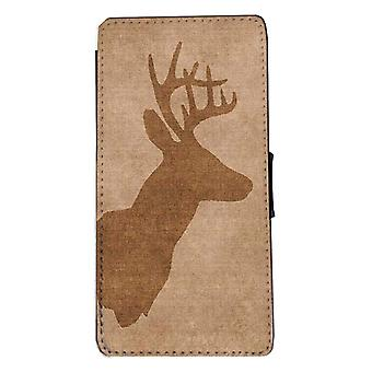 iPhone 7 Wallet Case Deer Head