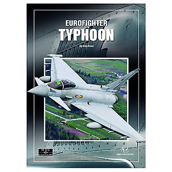 SAM Publications MDF Scaled Down 10 Eurofighter Typhoon.  Book