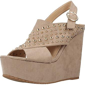 Different Sandals 64 8549 Color Taupe