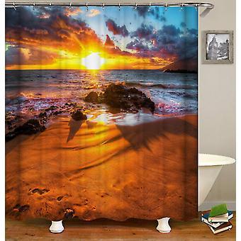 Stunning Sunset Shower Curtain