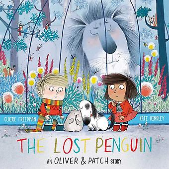 Lost Penguin by Claire Freedman