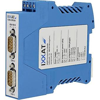 CAN repeater CAN bus Ixxat 1.01.0067.44010 Operating voltage: 12 Vdc, 24 Vdc