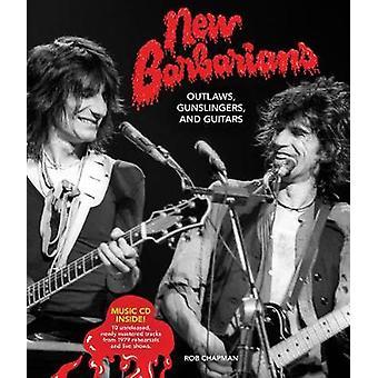 New Barbarians by Rob Chapman