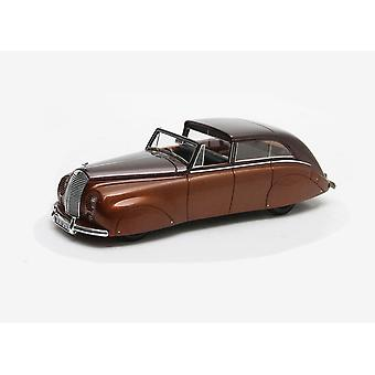 Rolls Royce Silver Wraith Hooper Sedanca De Ville (1947) Resin Model Car