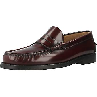 Edward's Moccasines 1001 Color Bordeaux