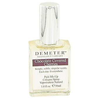 Demeter chocolate covered cherries cologne spray by demeter 434714 30 ml