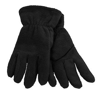 Ladies Thermal Thinsulate Lined Warm Winter Fleece Gloves
