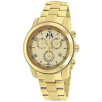 Jivago Women's Infinity Gold dial watch - JV5221