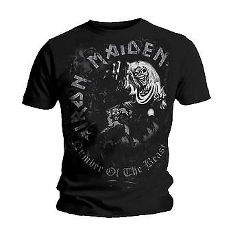 Iron Maiden Number of the Beast Mono Official T-Shirt