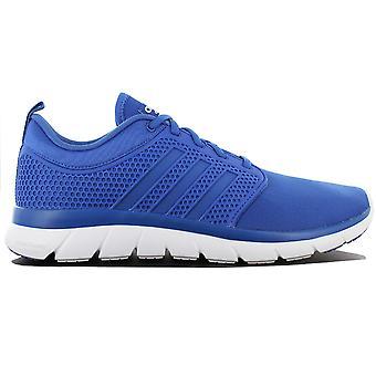 Adidas Cloudfoam Groove AQ1424 heren schoenen blauwe sneaker sportschoenen