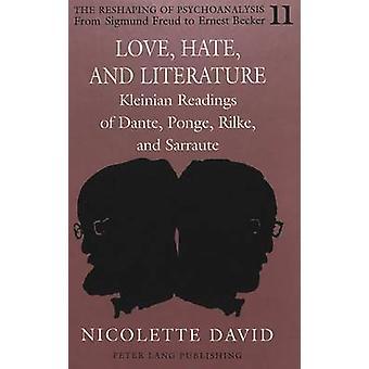 Love Hate and Literature von Nicolette David