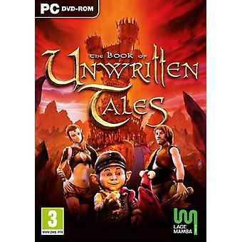 The Book of Unwritten Tales (PC DVD) - Nowość