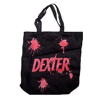 Dexter Logo Splatter Kill Bag