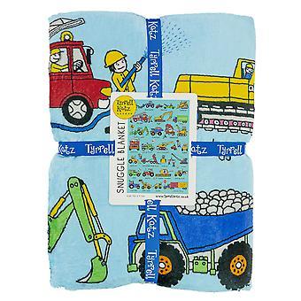 Tyrrell Katz Trucks lekker deken