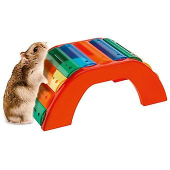 Ferplast Multi-coloured bridge (small animals, equipment, bridges and stairs)