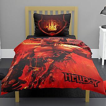 Hellboy Duvet Set