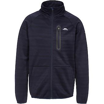 Trespass Mens Oppy Full Zip Sweater Fleece Jacket