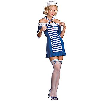 Frauen Sexy Sailor Beauty Kostüm
