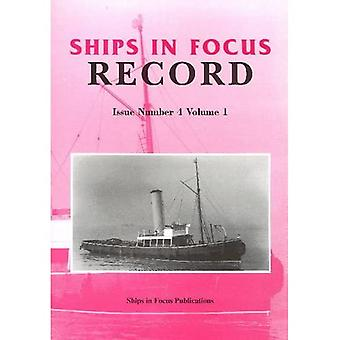 Ships in Focus Record Issue Number 4 Volume 1