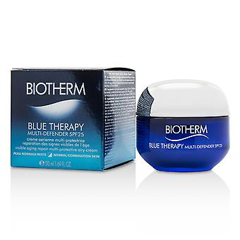 Blauwe therapie multi defender spf 25 normale/combinatie huid 210782 50ml/1.69oz