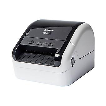 USB تسمية الطابعة الأخ QL-1100 أبيض