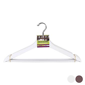Hangers Confortime (3 pcs)/Brown