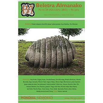 Beletra Almanako 24 BA24  Literaturo en Esperanto by Ertl & Istvan