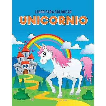 Libro para colorear unicornio by Kids & Coloring Pages for