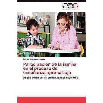 Participacin de la familia en el proceso de enseanza aprendizaje by Velasquez Sagua Nstor