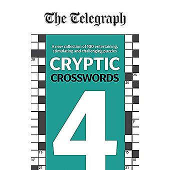 The Telegraph Cryptic Crosswords 4 by Telegraph Media Group Ltd - 978