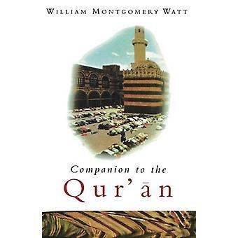 Følgesvenn til Koranen;en av prof. W. Montgomery Watt - 9781851680368 B