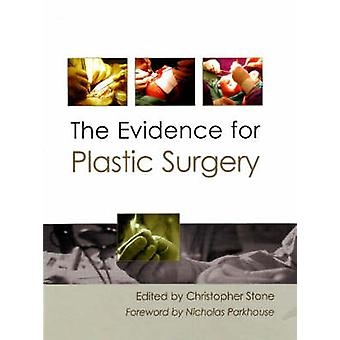 Evidence for Plastic Surgery by Christopher Stone - 9781903378502 Book