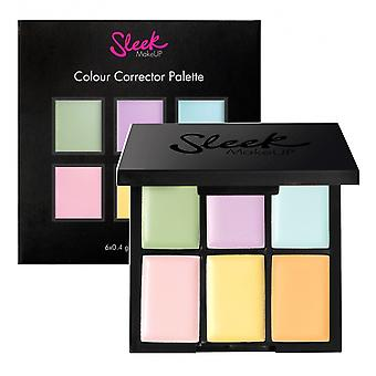 Sleek Makeup Colour Corrector Concealer Palette