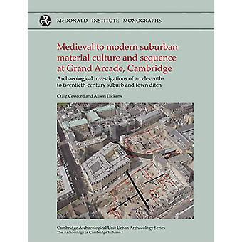 Medieval to Modern Suburban Material Culture and Sequence at Grand Ar