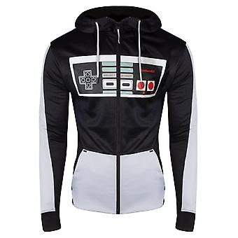 Ufficiale Nintendo Controller Uomini's Hoodie