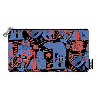 Star Wars Empire Strikes Back 40th Anniversary Pouch