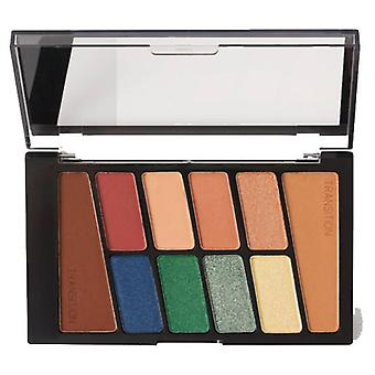 Wet N Wild Color Icon Eyeshadow 10 palette Stop Playing safe